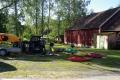 Foskajak på Mörrumsån 2009